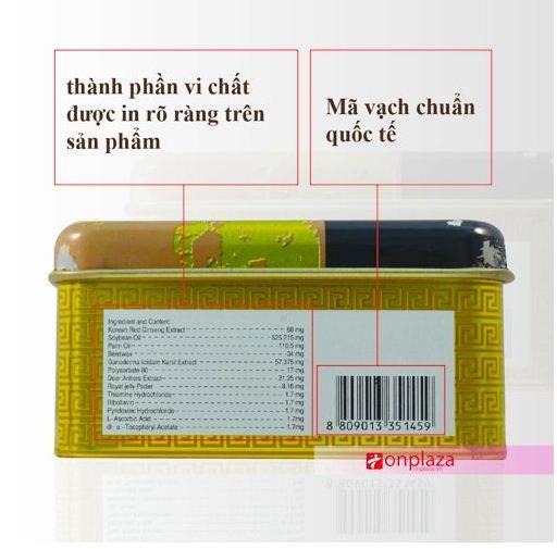 vien-nang-nhan-sam-nhung-huou 6
