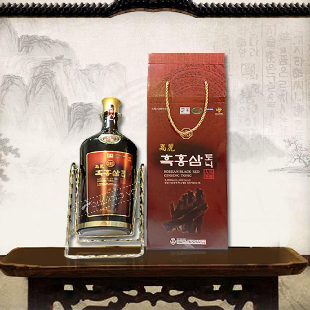 Nước uống hồng sâm Hàn Quốc ép chai 3 lít