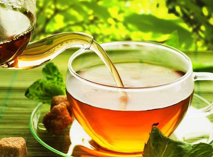 trà  linh chi đỏ hàn quốc