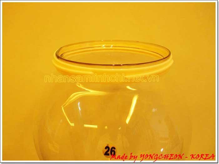 Bình ngâm rượu Yongcheon N26 – 41 lít Hàn Quốc