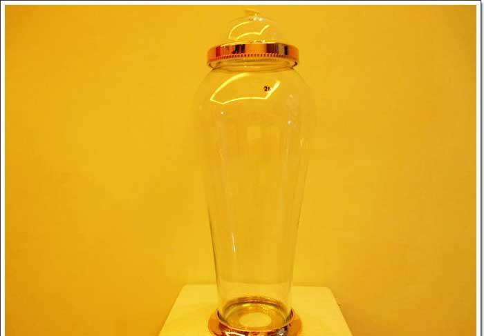 Bình ngâm rượu Yongcheon N26 – 41 lít thủy tinh