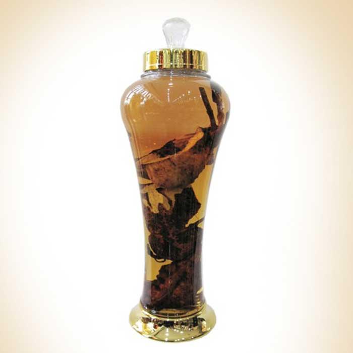 Bình thủy tinh ngâm rượu xuất xứ Hàn Quốc