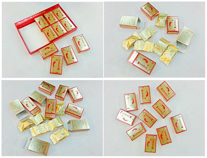 Hồng sâm lát KGS 200g nhập khẩu NS028 4