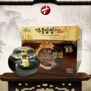 Cao hắc hồng sâm Hàn Quốc hộp 1kg