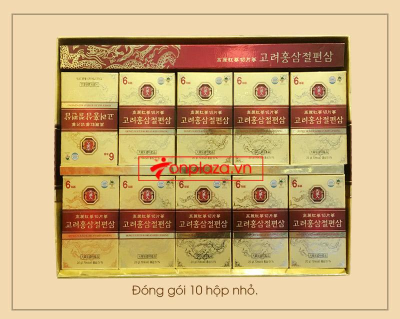 Hồng Sâm lát tẩm mật ong BIO APGOLD Hàn Quốc 4Hồng Sâm lát tẩm mật ong BIO APGOLD Hàn Quốc 4