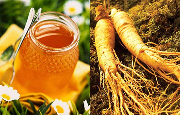 Sự kết hợp độc đáo giữa Nhân sâm và mật ong tạo nên sản phẩm bổ dưỡng