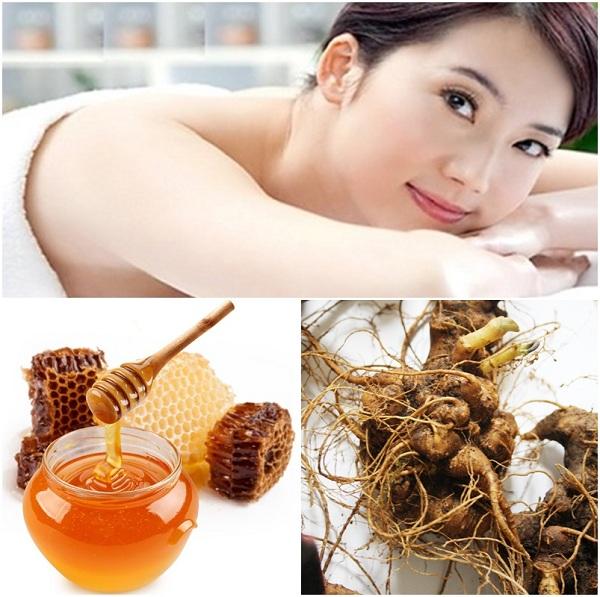 Mật ong sâm với nhiều tác dụng to lớn đối với sức khỏe.