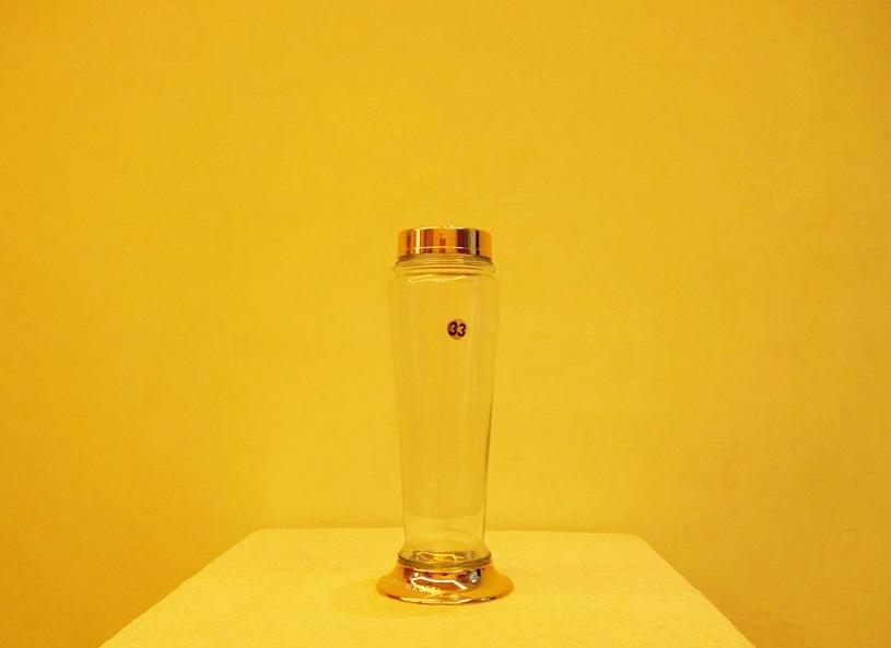 Bình thủy tinh Yongcheon thiết kế đẹp mắt, chất lượng tối ưu.