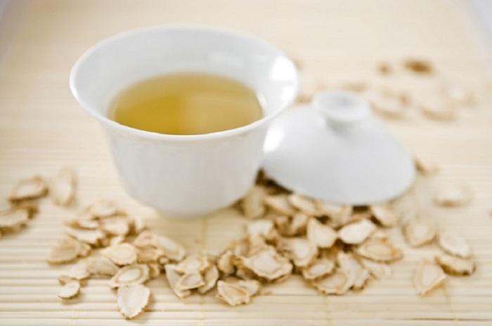 trà sâm ngọc linh tươi