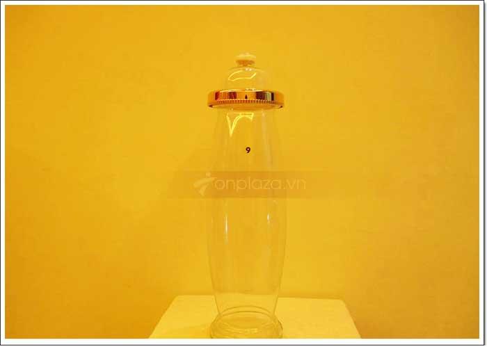Bình thủy tinh YC 14 L ( Valse) K203 2
