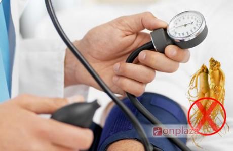Người cao huyết áp có nên sử dụng nhân sâm 2
