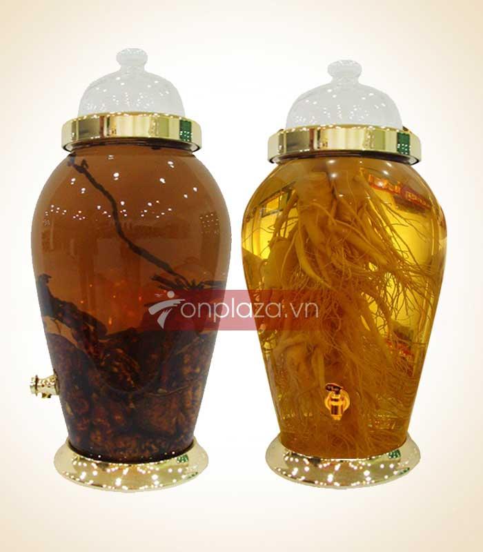 Những lợi ích từ việc sử dụng bình thủy tinh nhập khẩu từ Hàn Quốc 1
