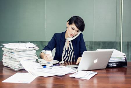 Tăng cường năng lượng cho dân văn phòng như thế nào