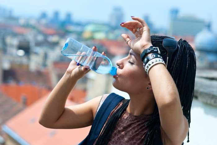 Thanh nhiệt giải độc mùa hè với nước nấm linh chi 1