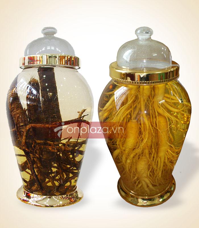 Bình thủy tinh Hàn Quốc phù hợp với mọi loại vật ngâm 1