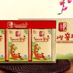 Hồng sâm trẻ em Pocheon 30 gói NS285 2