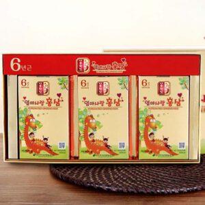 Hồng sâm trẻ em Pocheon 30 gói NS285 3