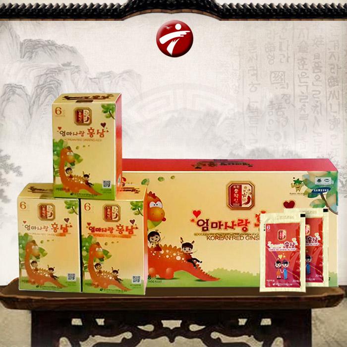 Hồng sâm trẻ em Pocheon 30 gói NS285