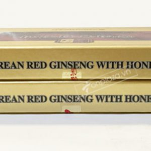 POCHEON Củ hồng sâm tẩm mật ong (300g*8 củ) NS286 5