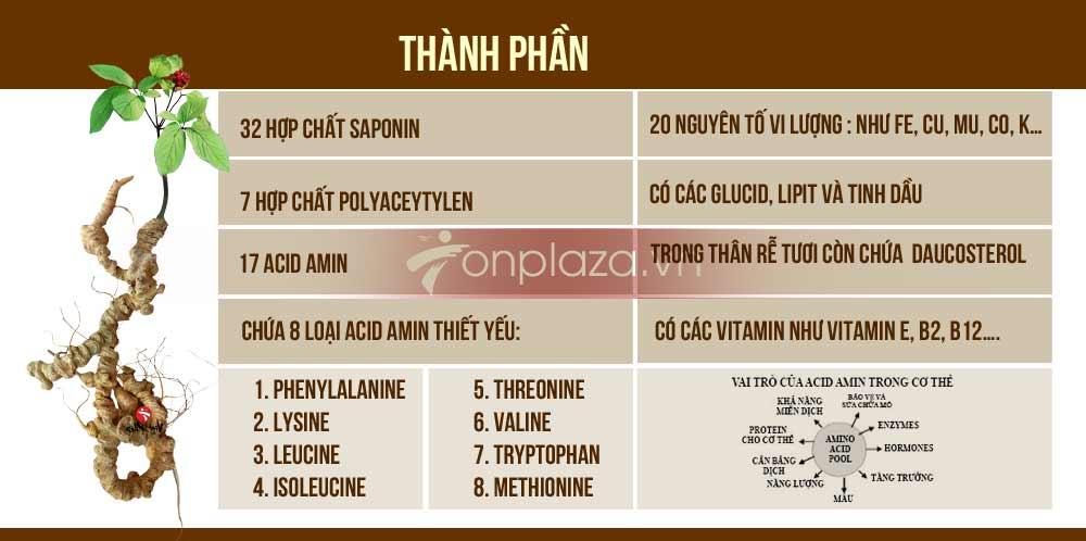 Sâm Ngọc Linh là niềm tự hào lớn của ngành y Việt Nam 2