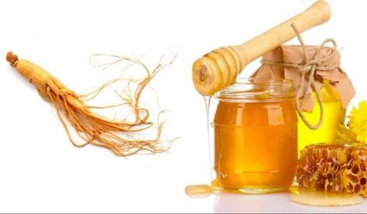 Nhân sâm ngâm mật ong có tác dụng gì với sức khỏe 1