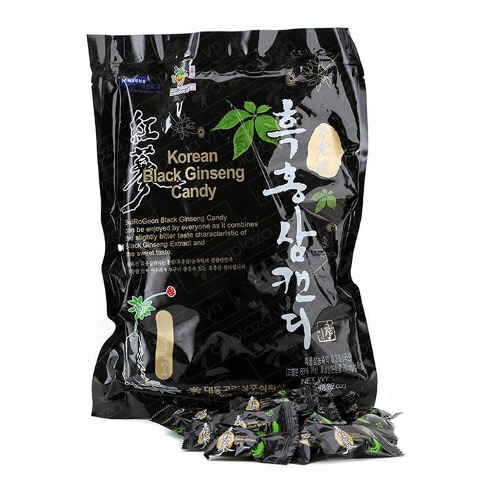 Kẹo hắc sâm Hàn Quốc 300gr NS063 2