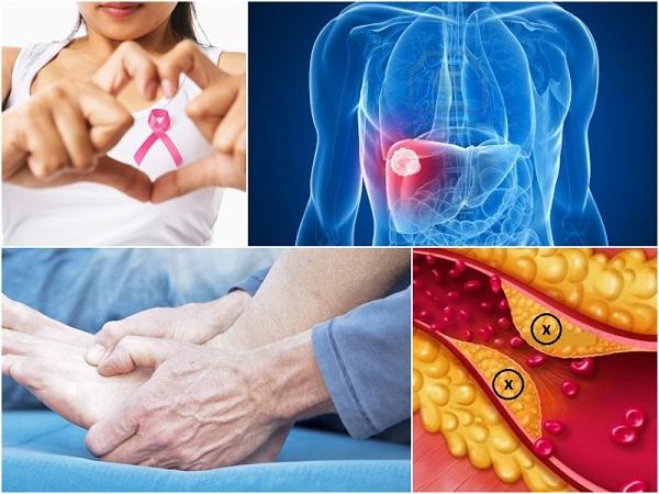 nấm lim xanh hỗ trợ điều trị nhiều bệnh khác nhau