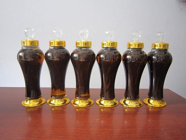 nấm linh chi ngâm rượu chế biến đơn giản