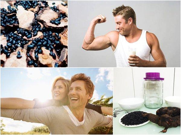 rượu hà thủ ô cho tác dụng tốt với nhiều cơ quan trên cơ thể
