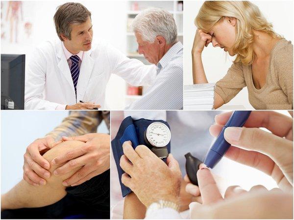 tiểu đường có thể ảnh hưởng nghiêm trọng đến sức khỏe