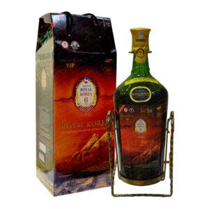 Nước uống bổ dưỡng hồng sâm ROYAL chai 3L NS219 3