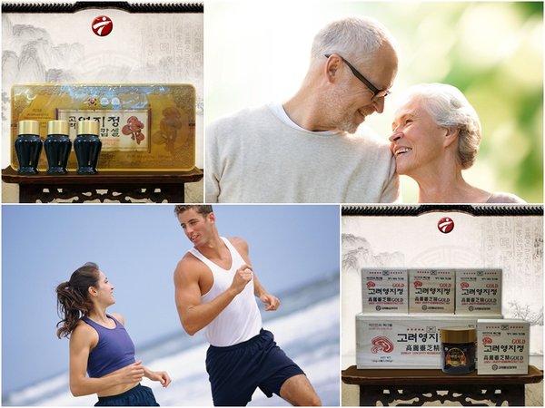 cao linh chi tác dụng tốt với sức khỏe người sử dụng