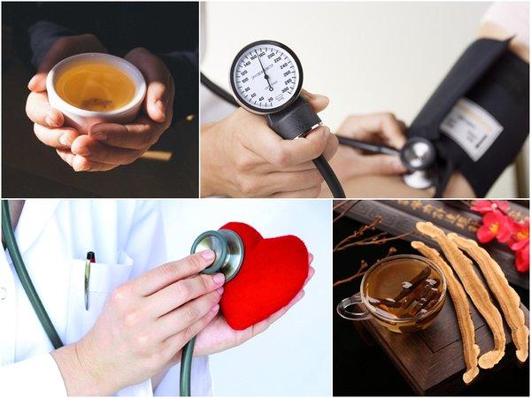 hạn chế cao huyết áp, bệnh tim mạch nhờ nấm linh chi