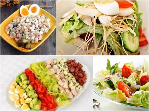 Salad nhân sâm thơm mát thanh nhiệt cơ thểSalad nhân sâm thơm mát thanh nhiệt cơ thể