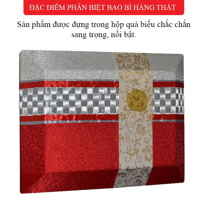 Sâm nguyên củ tẩm mật ong hộp quà 450g ( 13 củ ) NS349 1