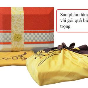 Sâm nguyên củ tẩm mật ong hộp quà 450g ( 13 củ ) NS349 5