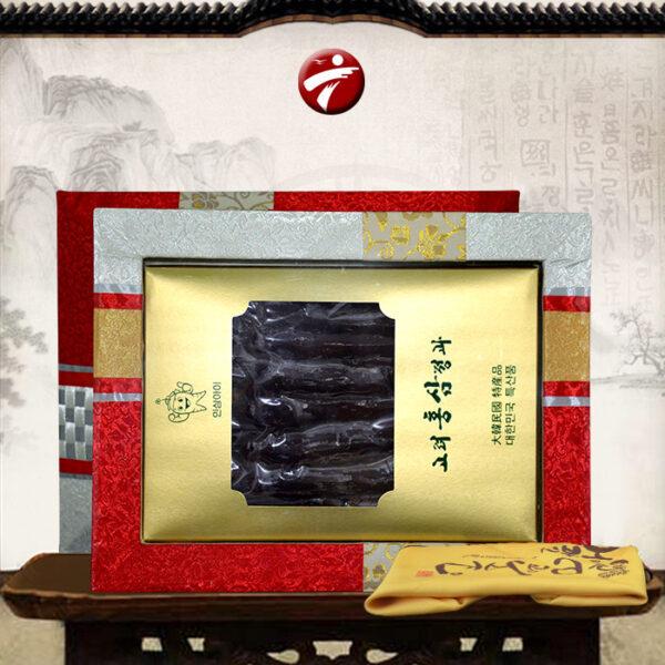 Sâm nguyên củ tẩm mật ong hộp quà 450g ( 13 củ ) NS349