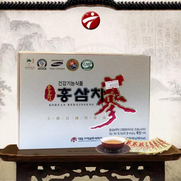 Trà hồng sâm Red Gingseng Tea Deadong 300gr NS127