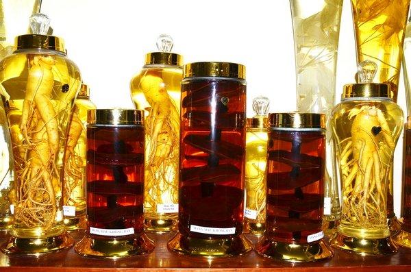 cách chế biến và sử dụng nấm linh chi khô ngâm rượu