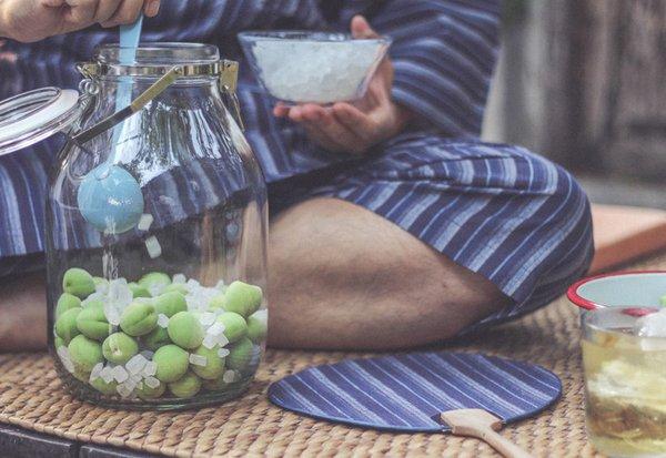 Rượu mơ Nhật Bản mang hương vị đặc trưng