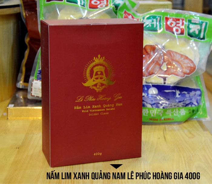 Nấm lim xanh Quảng Nam Lê Phúc Hoàng Gia 400g L302 2