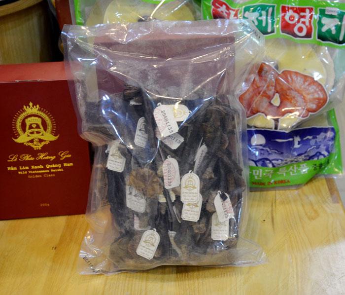 Nấm lim xanh Quảng Nam Lê Phúc Hoàng Gia 400g L302 5