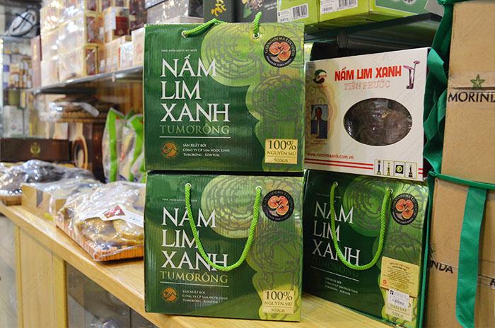 Nấm lim xanh Tumorong Kon Tum nguyên tai cao cấp L300 10