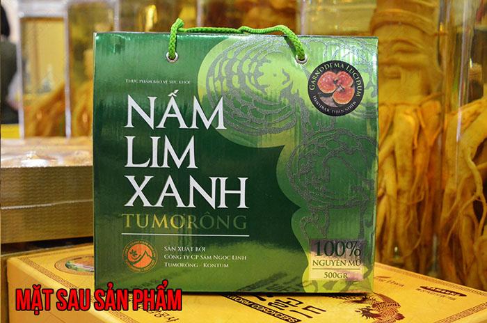 Nấm lim xanh Tumorong Kon Tum nguyên tai cao cấp L300 2