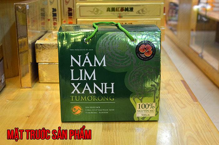 Nấm lim xanh Tumorong Kon Tum nguyên tai cao cấp L300 3