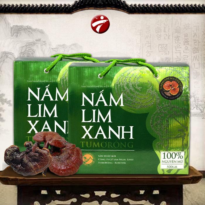 Nấm lim xanh Tumorong Kon Tum nguyên tai cao cấp L300