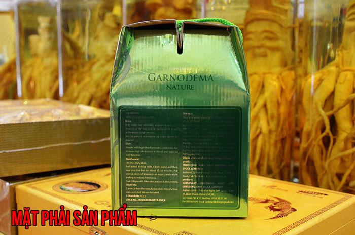 Nấm lim xanh Tumorong KonTum thái lát chất lượng cao L301 4
