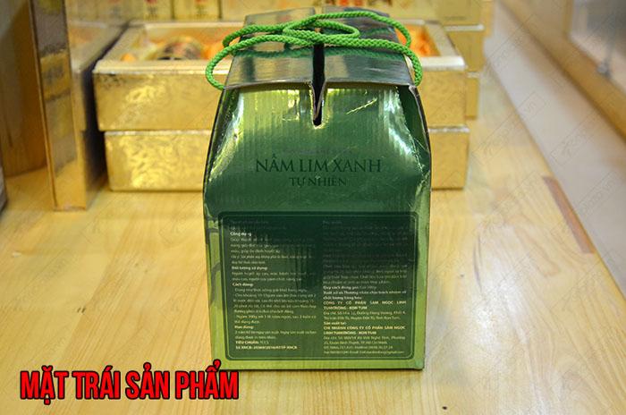 Nấm lim xanh Tumorong KonTum thái lát chất lượng cao L301 5