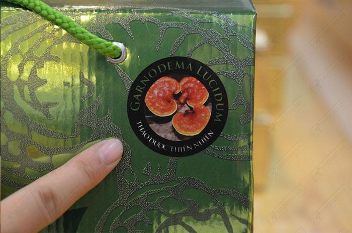 Nấm lim xanh Tumorong KonTum thái lát chất lượng cao L301 6