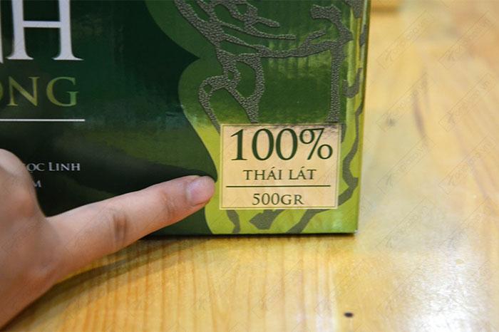 Nấm lim xanh Tumorong KonTum thái lát chất lượng cao L301 7